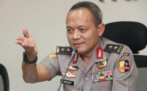 Kabareskrim Polri Irjen Arief Sulistyanto.