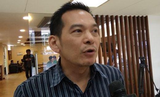 Wakil Direktur Kampanye Jokowi-Ma'ruf, Daniel Johan.