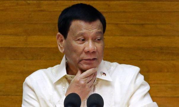Duterte.