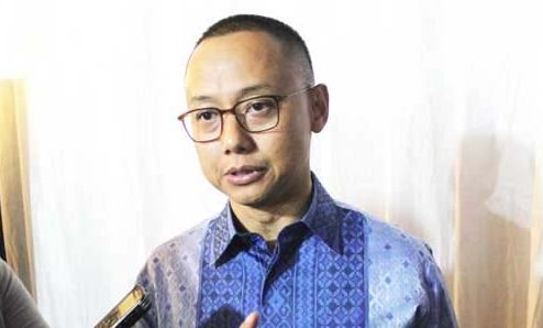 Sekretaris Jenderal Partai Amanat Nasional Eddy Soeparno.