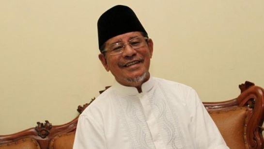Gubernur Maluku Utara Abdul Gani.