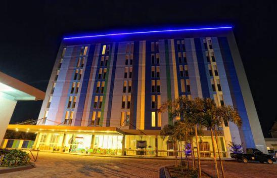 Hotel Roa-roa Palu.