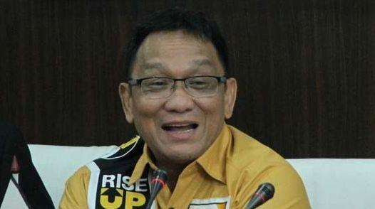 Ketua DPP Hanura Inas Nasrullah Zubir.