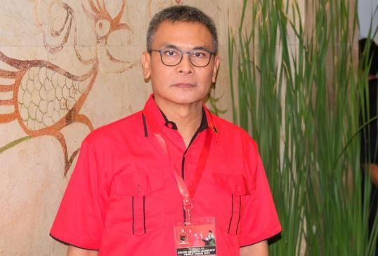 Johan Budi.