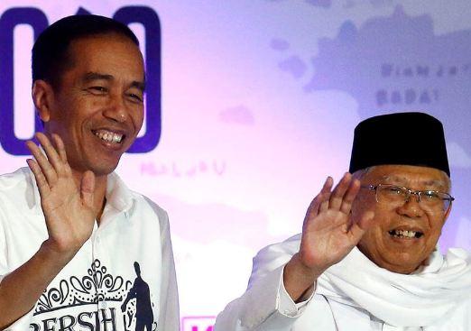 Jokow-Ma'ruf.