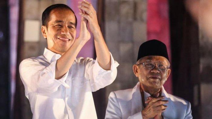 Jokowi-Ma'ruf.