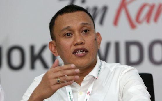 Wakil Ketua TKN Jokowi-Maruf, Abdul Kadir Karding.