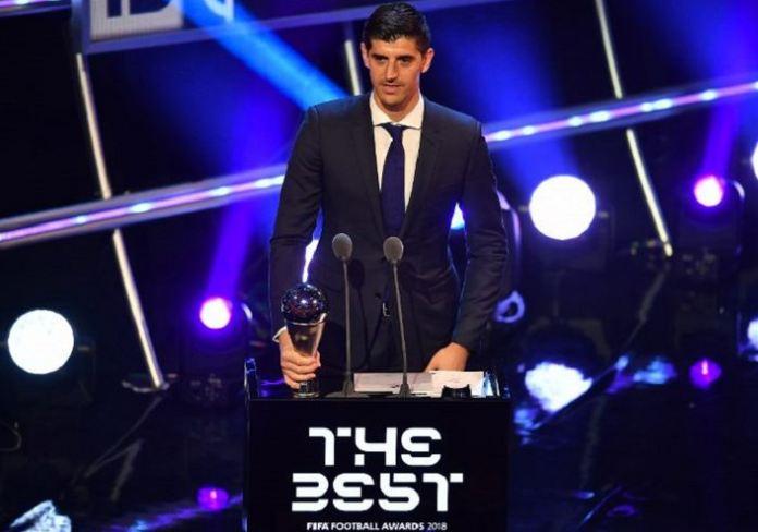 Kiper Timnas Belgia, Thibaut Courtois, terpilih sebagai Kiper Terbaik Dunia 2018 dalam The Best FIFA Football Awards yang berlangsung di Londonm 24 September 2018.