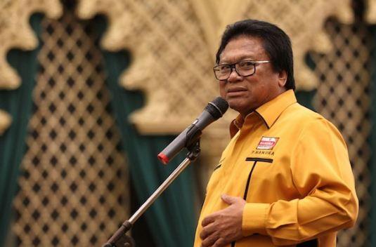 Ketum Hanura Oesman Sapta Odang (OSO).