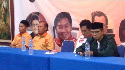 AKGI deklarasi relawan pendukung Jokowi-Maruf Amin.