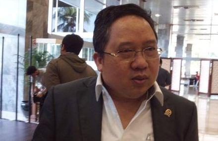 Politikus Partai Persatuan Pembangunan (PPP) Syaifullah Tamliha.