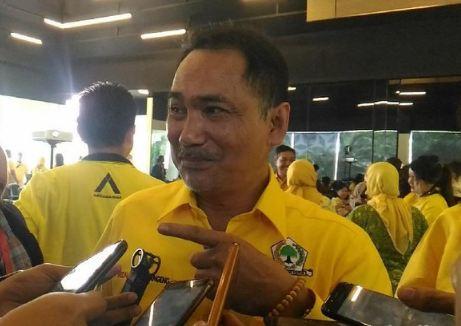 Koordinator Nasional Relawan Gojo, Rizal Mallarangeng.