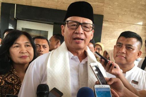 Wahidin Halim.