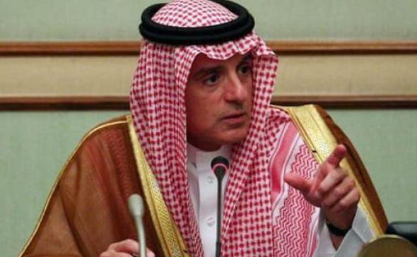 Menteri Luar Negeri (Menlu) Saudi Adel Al-Jubeir.