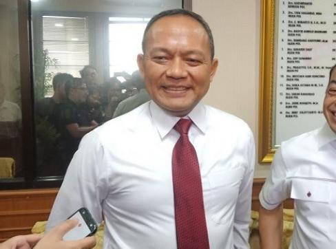 Kepala Badan Reserse Kriminal (Bareskrim) Polri Komisaris Jenderal Arief Sulistyanto.