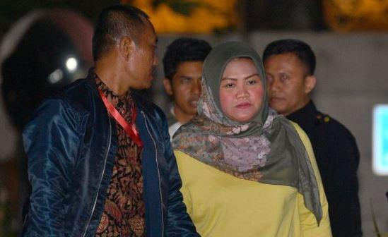 Bupati Bekasi Neneng Hasanah Yasin.
