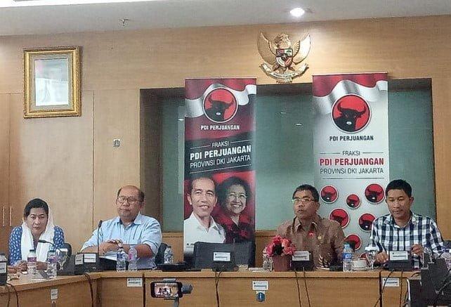 F PDIP DKI Jakarta.