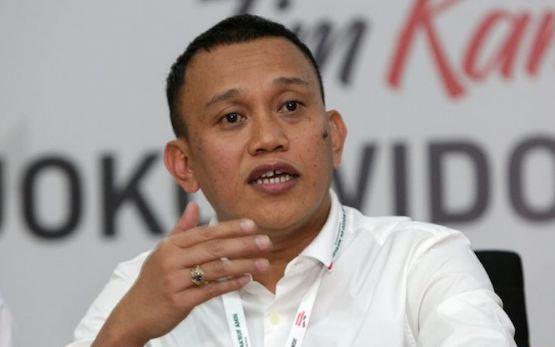 Abduk Kadir Karding.