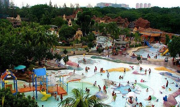 Taman Impian Jaya Ancol.