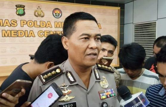 Kabid Humas Polda Metro Jaya, Kombes Pol. Argo Yuwono.