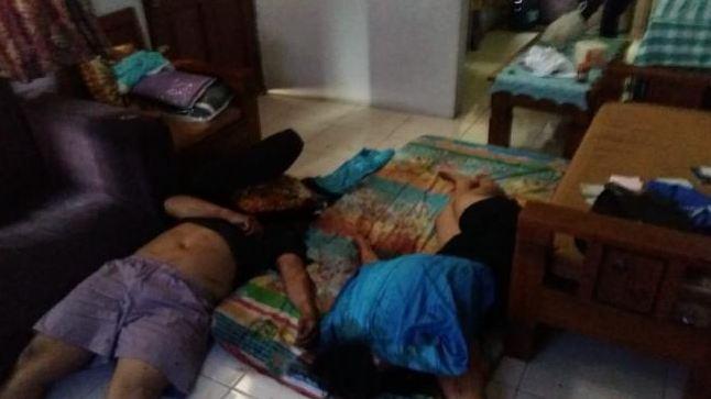 Pembunuhan satu keluarga di Bekasi. (dok Polisi)