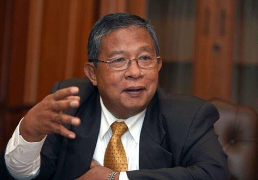 Darmin Nasution.