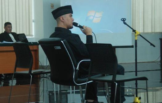 Sidang Ahmad Dhani.