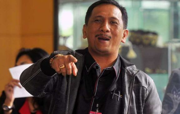 Wakil Ketua Umum Partai Hanura Gede Pasek Suardika.
