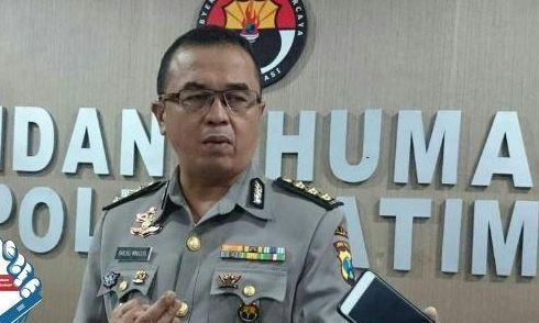 Kabid Humas Polda Jatim Kombes Pol Frans Barung Mangera.