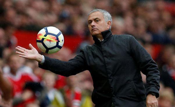 Jose Mourinho.