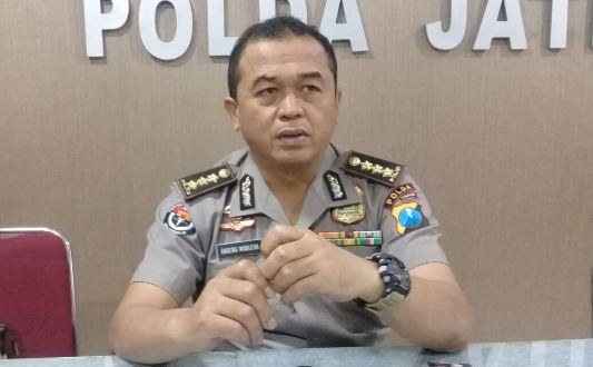 Kepala Bidang Hubungan Masyarakat Polda Jatim Kombes Pol Frans Barung Mangera.