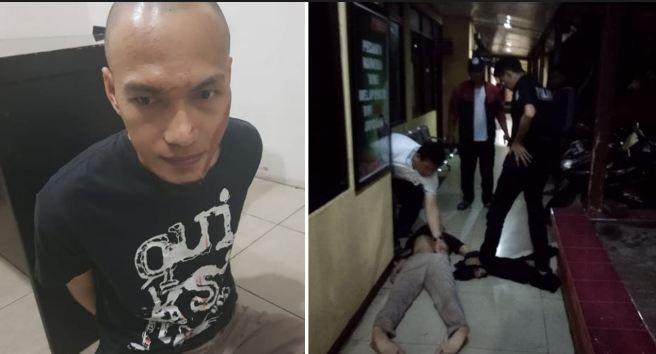 Rohadi berhasil diamankan Polisi.