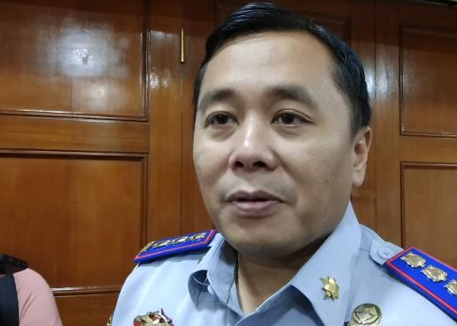 Plt Kepala Dinas Perhubungan DKI Jakarta Sigit Widjatmoko.