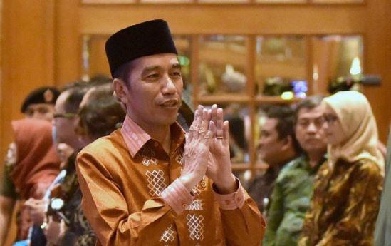 Presiden Jokowi. (Dok. Twitter Setkab)