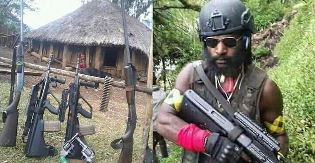 Kelompk Kriminal Bersenjata Papua.