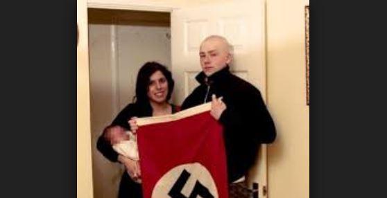 Pasangan yang  dijebloskan ke penjara karena menamai bayinya Adolf Hitler (Foto/Istimewa)