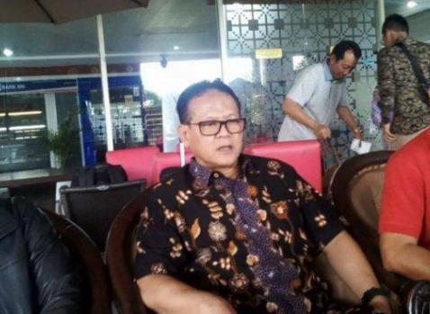 Ketua DPD PDIP Riau, Rokhmin Dahuri.