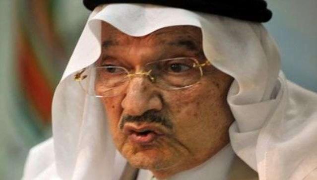 Talal bin Abdul Aziz.