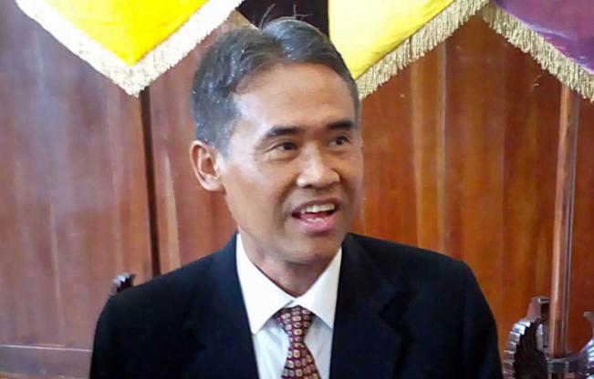 Rektor UGM Prof Ir Panut Mulyono.