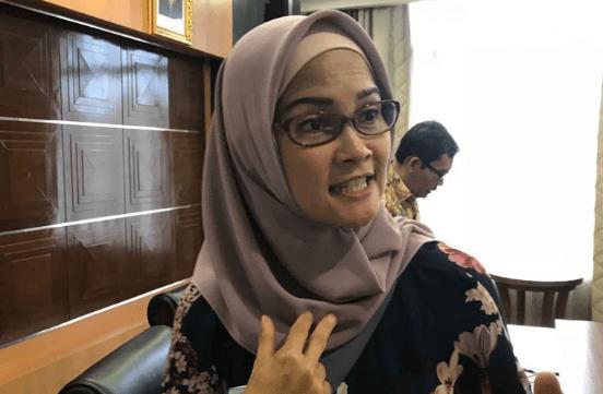 Staf Khusus Presiden Bidang Komunikasi Adita Irawati.