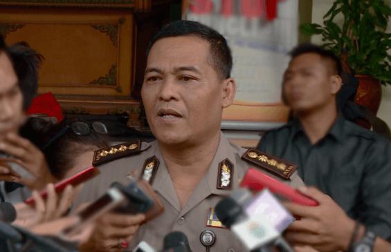 Kabid Humas Polda Metro Jaya Kombes Raden Prabowo Argo Yuwono.