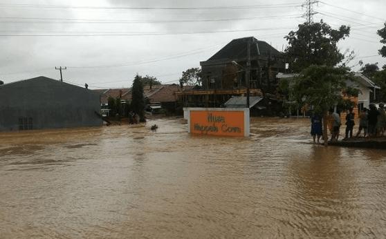 Banjir Gowa.