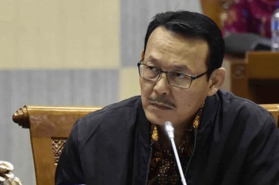 Direktur Utama BPJS Kesehatan Fachmi Idris.
