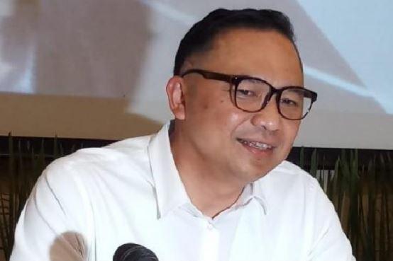 Direktur Utama Garuda Indonesia I Gusti Ngurah Ashkara Danadiputra.