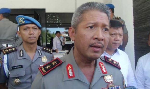 Kapolda Jateng, Irjen (Pol) Condro Kirono.