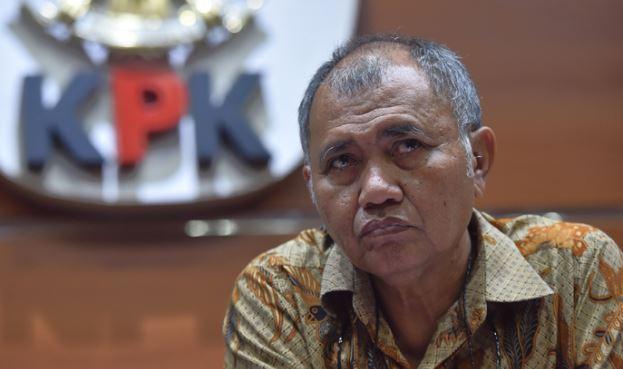Ketua KPK, Agus Rahardjo.