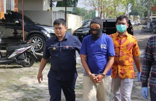Tersangka penjual satwa langka diringkus Polisi.