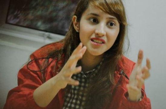 Tsamara Amany.