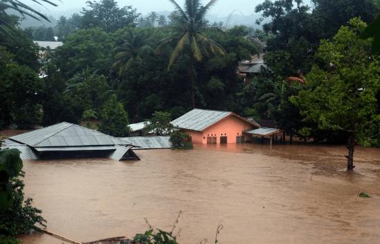 Banjir Kabupaten Paser.