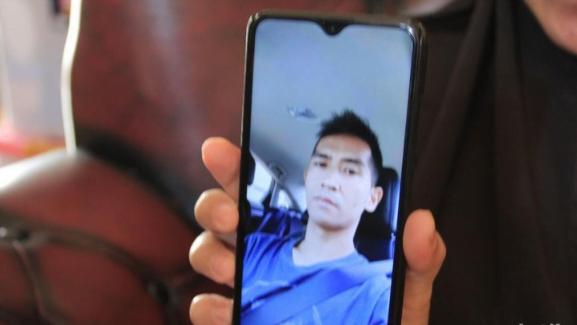 Nuryanto korban mutilasi di Malaysia.